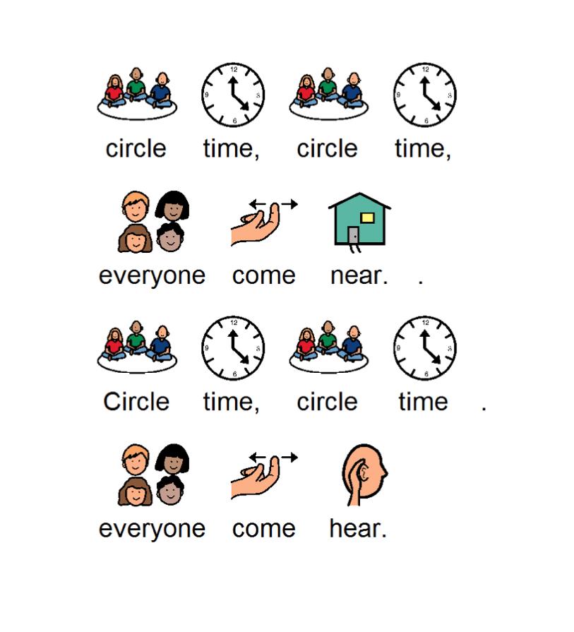 Circle Time Poem- SMART notebook and Boardmaker « Smart