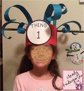 Photo Prop Ideas For Dr Seuss Day Smart Board Ideas